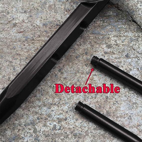 Amazon.com: Kaiyuan Dynasty - Llavero de autodefensa, diseño ...