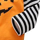 Halloween Baby Boy Girl Outfit Halloween Pumpkin