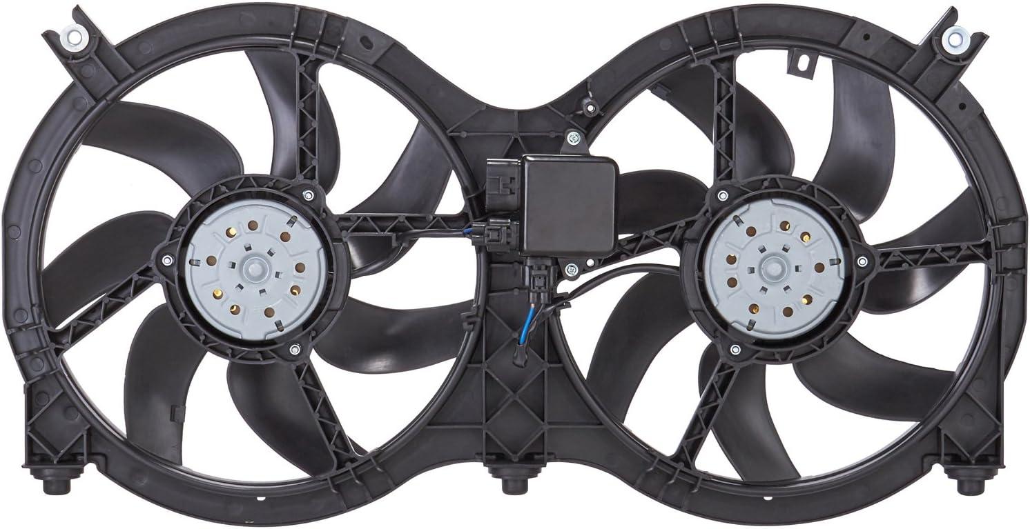 Spectra Premium CF23056 Dual Fan Assembly