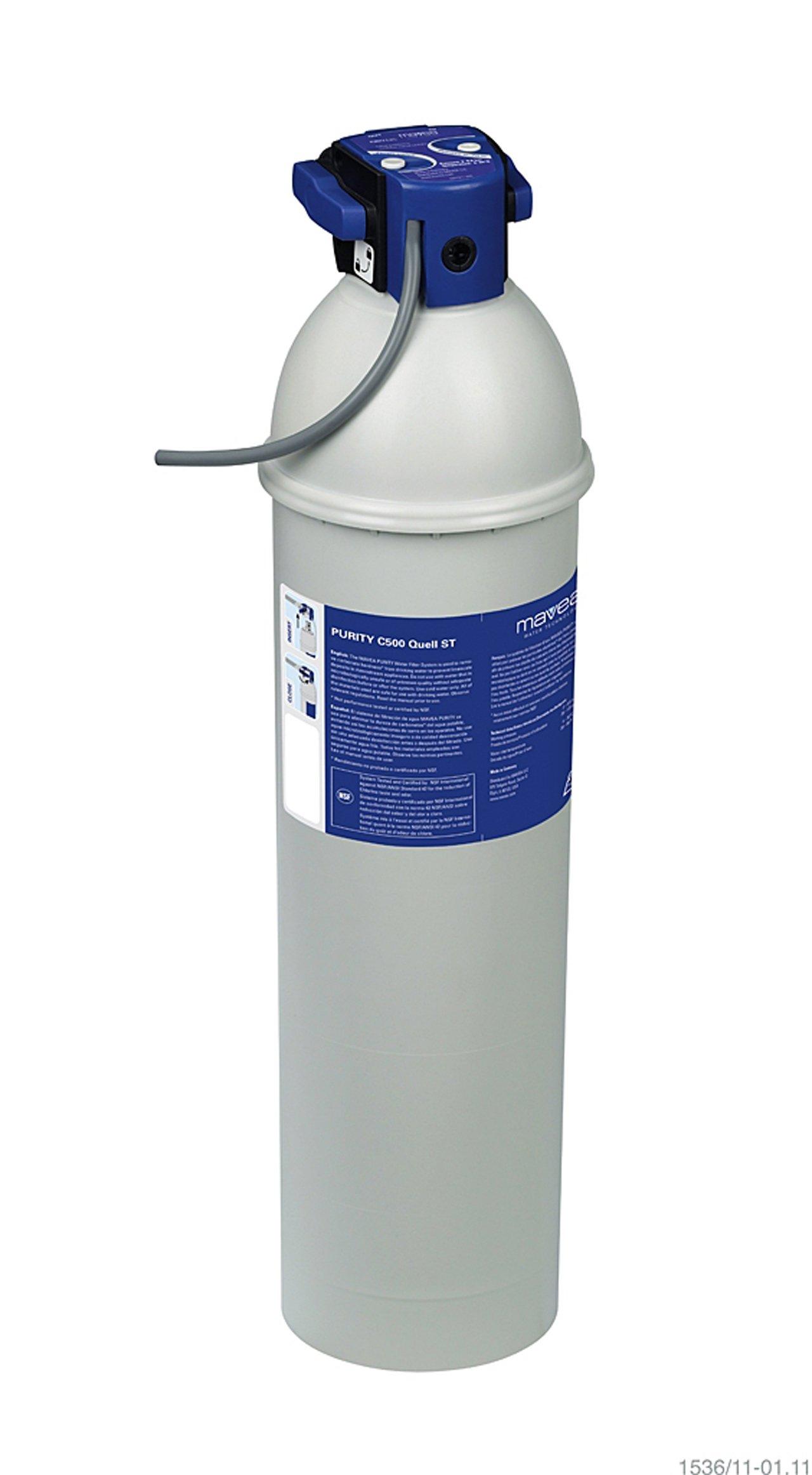 Grindmaster-Cecilware 250-00011 Purity C500 Water Filter Starter Kit