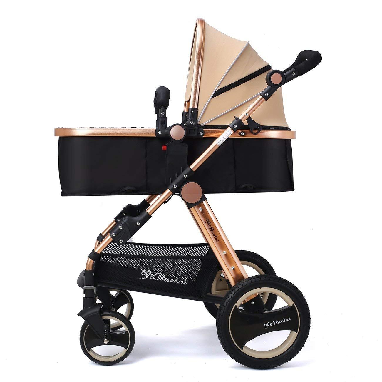YBL Moda niño muñecas paraguas sillas de paseo Ciudad De dos ...
