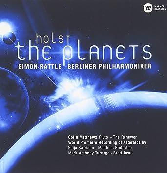 ホルスト:惑星(冥王星付き)