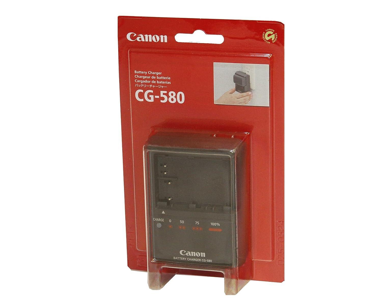 Amazon.com: Canon Battery Charger cg-580: Camera & Photo