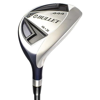 Bullet Golf- .444 Hi Loft - Fairway madera - 901141, Uniflex ...