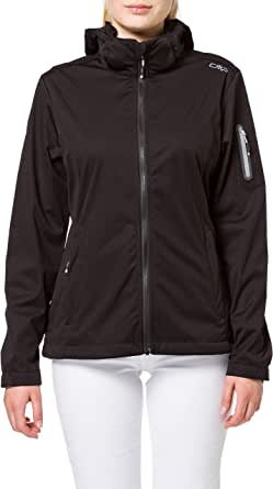 CMP Windproof And Waterproof Lightweight Softshell Jacket Wp 8.000 Chaqueta Mujer