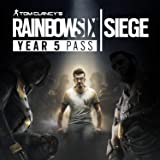 Tom Clancy's Rainbow Six Siege Year 5 Pass - PS4 [Digital Code]