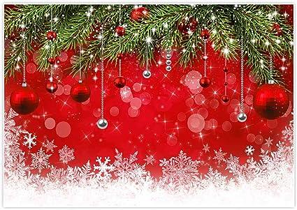 Allenjoy 2 1 X 1 5 M Stoff Schneeflocke Weihnachten Kamera