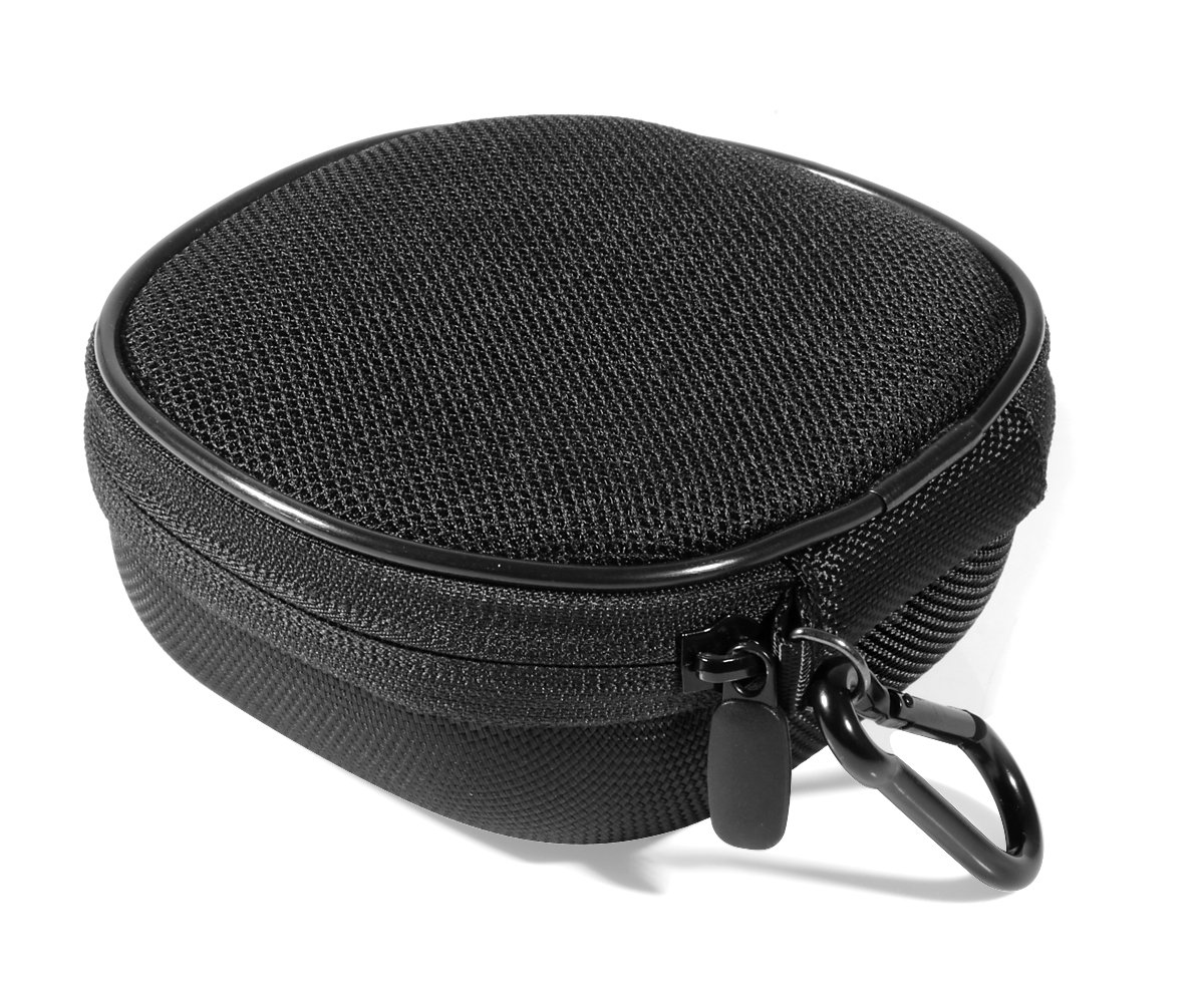 Tailor made and Easy to go carabiner Featured Portable Sound Through Design play in the case strong protection Protective Case for Bose SoundLink Micro Bluetooth speaker by Alltravel