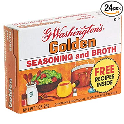 George Washington Caldo, Oro, 1-Ounce Cajas (Pack de 24 ...