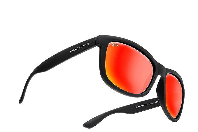 1d50f570ca Shady Rays Signature Series Polarized Sunglasses Black