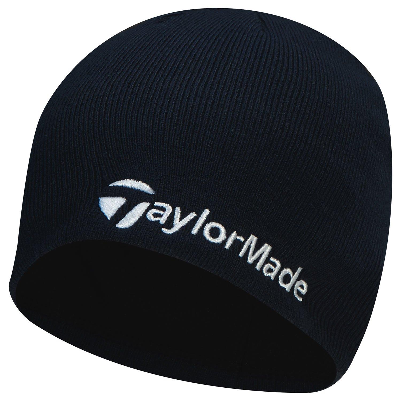 TaylorMade Men's Beanie TaylorMade Men' s Beanie Black (Negro B1594301) One (Size: Unica)