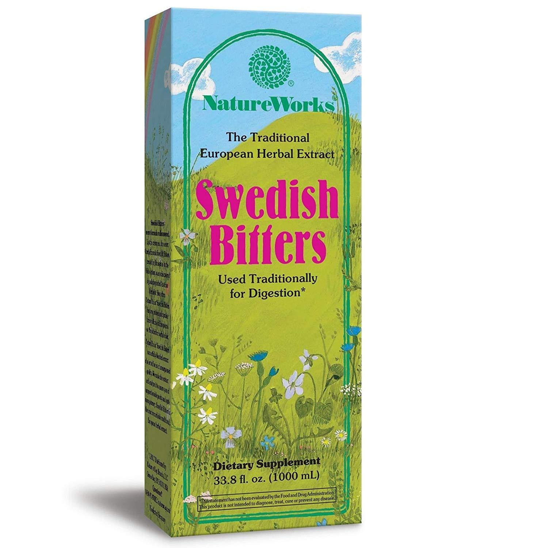 Natureworks Swedish Bitters 38.8 oz Multi pack