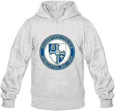 The Blue Brand NCAA Mens Hoodie White Icon