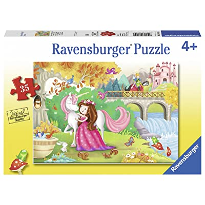 Ravensburger 08624 Afternoon Away Jigsaw Puzzles: Toys & Games