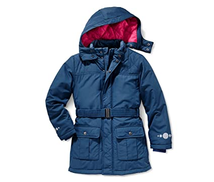 new products 63354 1f46f Tchibo Mädchen Thermojacke Winterjacke Jacke Blau (134/140 ...