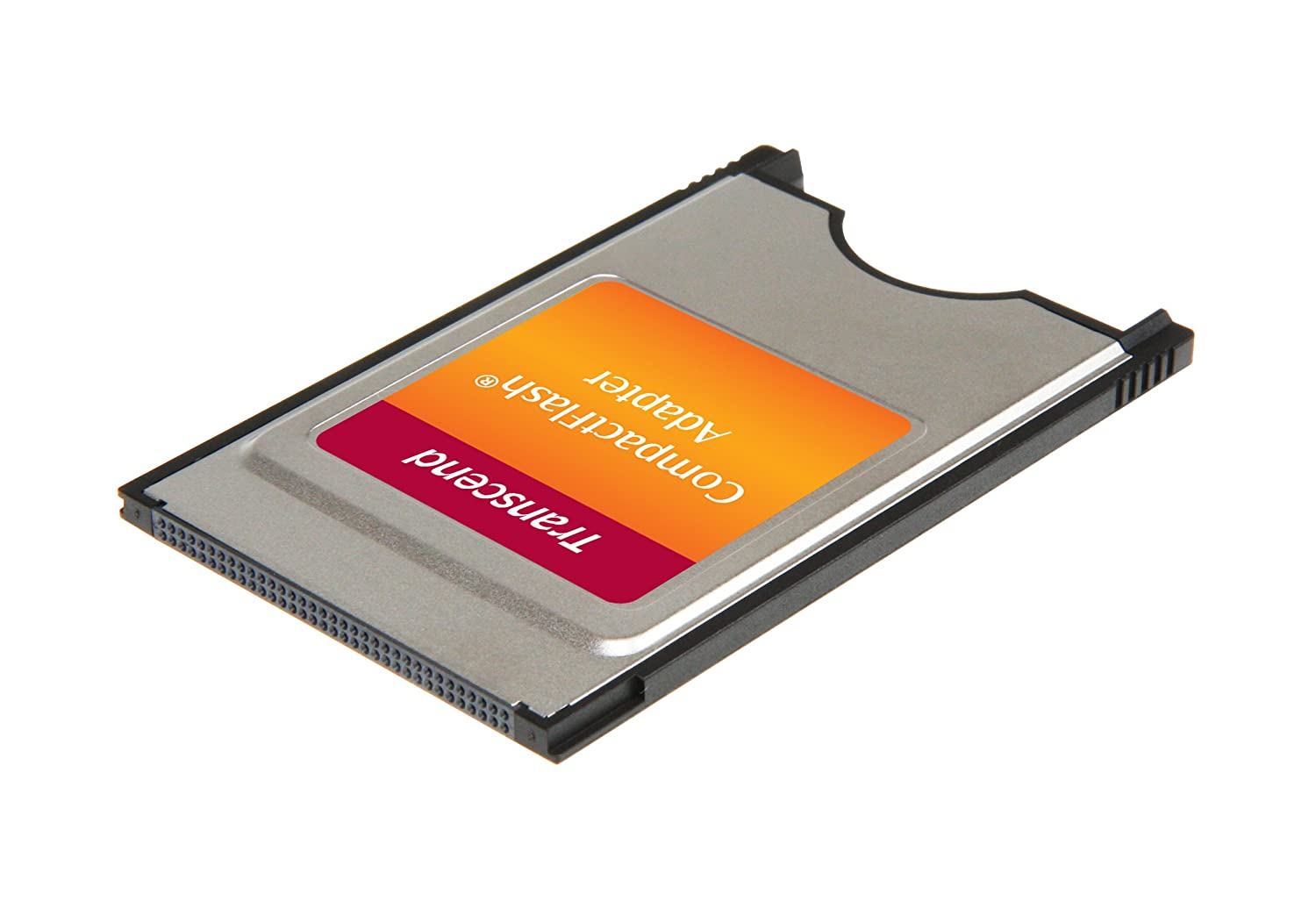 Transcend PCMCIA Ata Adapter for Cf 2 Card (2 Pack)