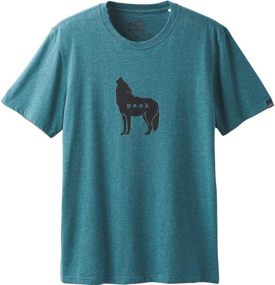 prAna - Men's Journeyman T-Shirt, Wise Ass