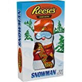REESE'S Holiday Peanut Butter Snowman, 5 Ounce