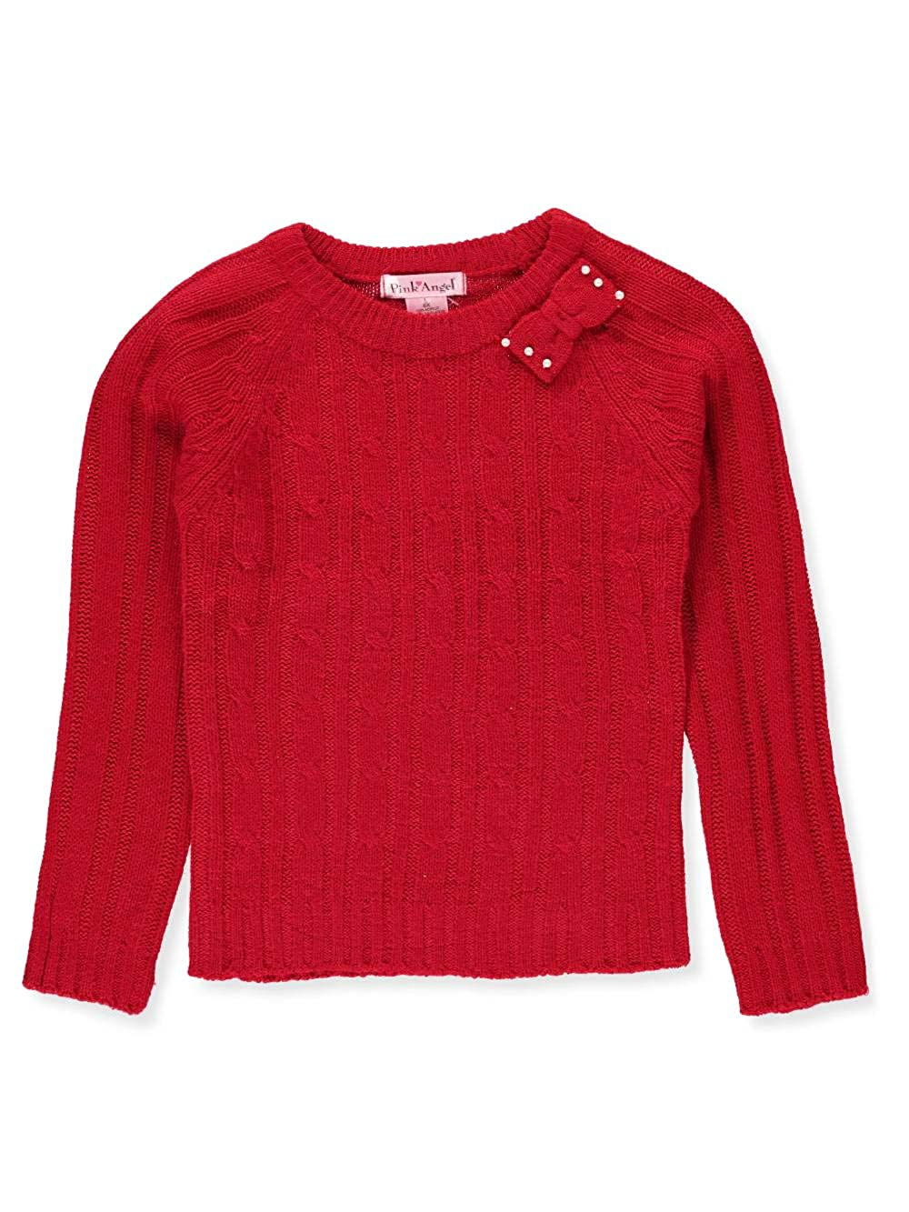 Pink Angel Girls' Sweater Pink Angel Girls' Sweater