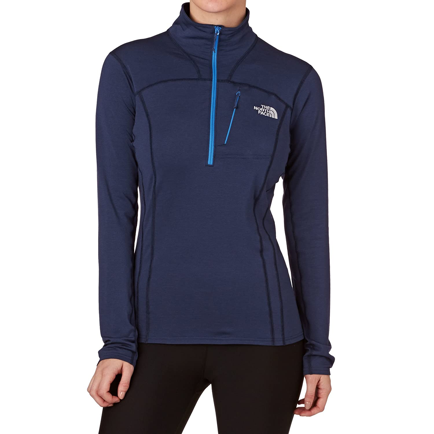 The North Face Damen W Infiesto 1/4 Zip Sweatshirt