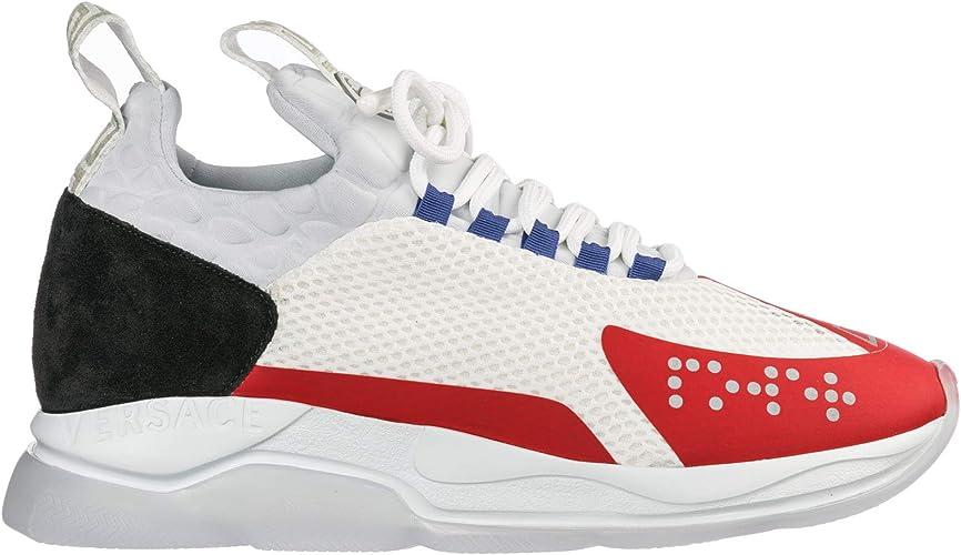 Versace Baskets Cross Chainer Chaussures de sport