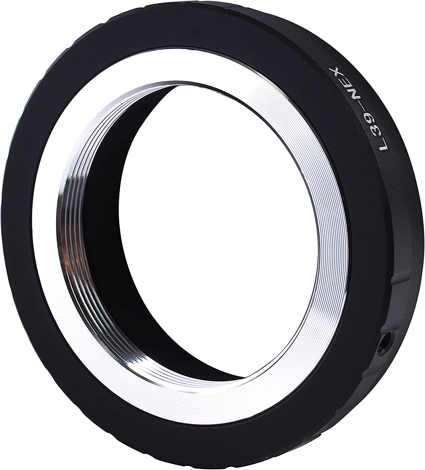 Compatible with for Leica L39 M39 39mm Mount Lens to /& for Canon EOS M Mount Mirrorless Camera M1 M2 M3 M5 M6 M10 M50 M100 Camera