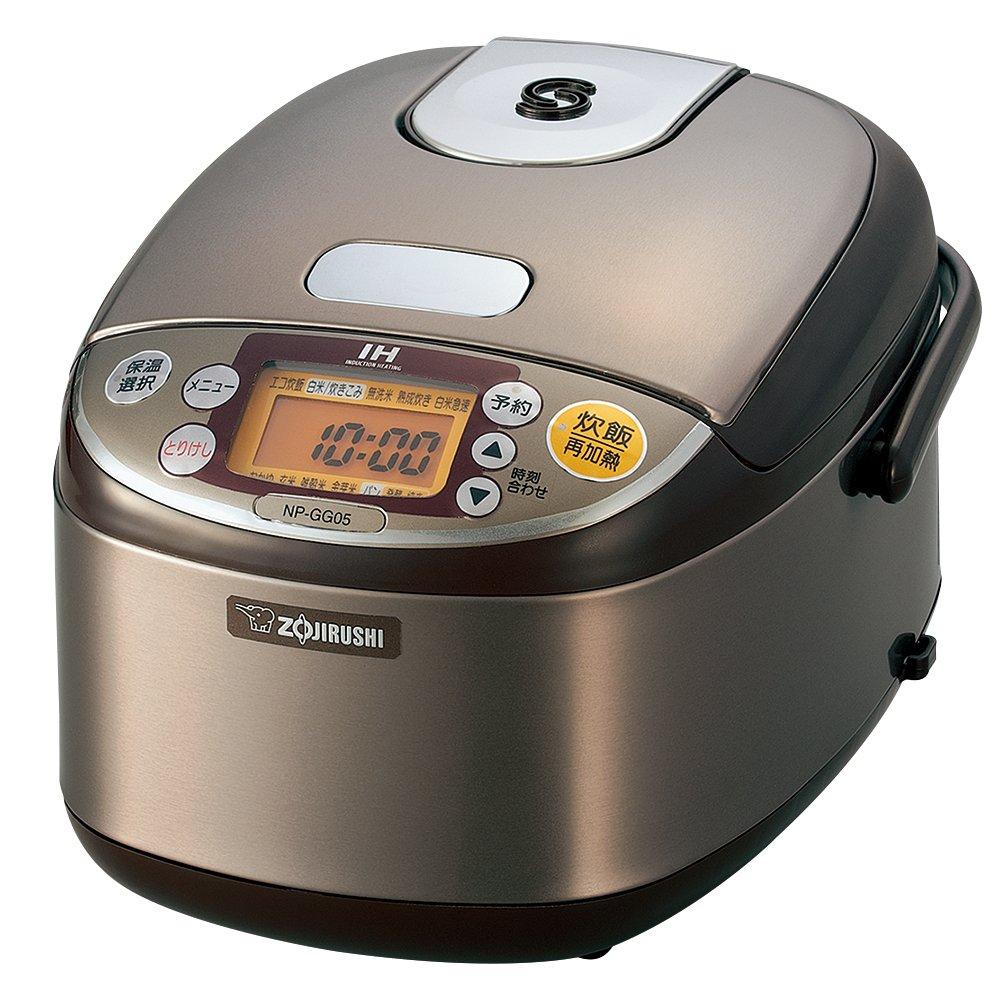 3位.全面加熱でふっくら炊ける 象印 炊飯器 IH式 3合