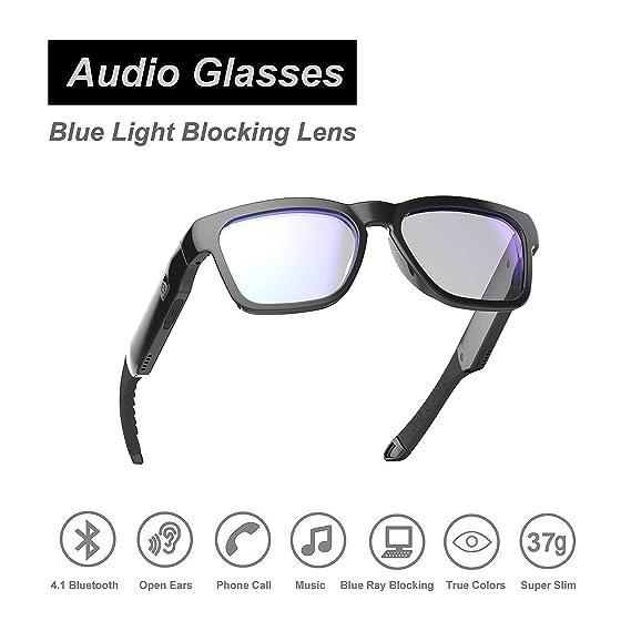 Gafas de Sol de Audio, Auriculares Bluetooth de Moda con ...