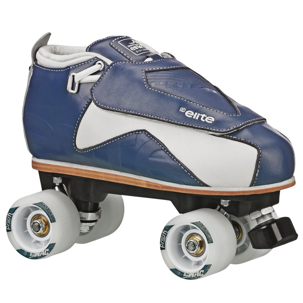 Roller Derby Primo Skates Bue and Grey Men Size 4 by Primo