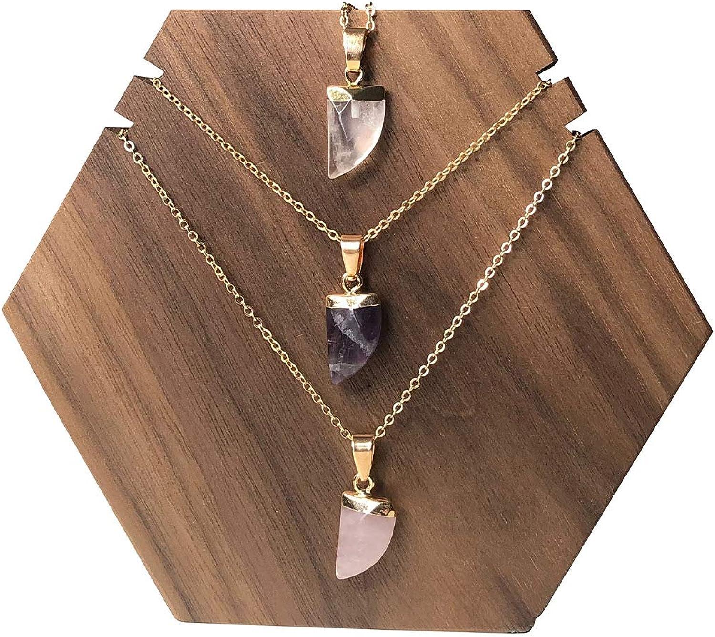 clear crystal pendant crystal choker string choker dainty crystal necklace small quartz necklace raw quartz necklace string necklace