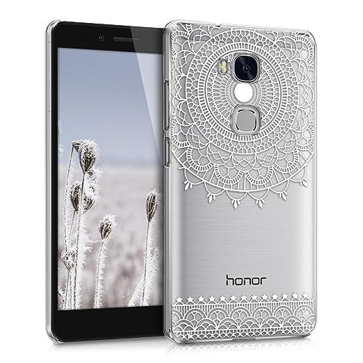 5 opinioni per kwmobile Cover per Huawei Honor 5X / GR5- Custodia trasparente per cellulare-