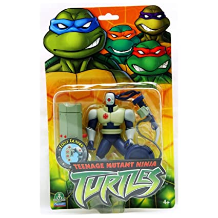 Amazon.com: Teenage Mutant Ninja Turtles: (Foot Gunner ...