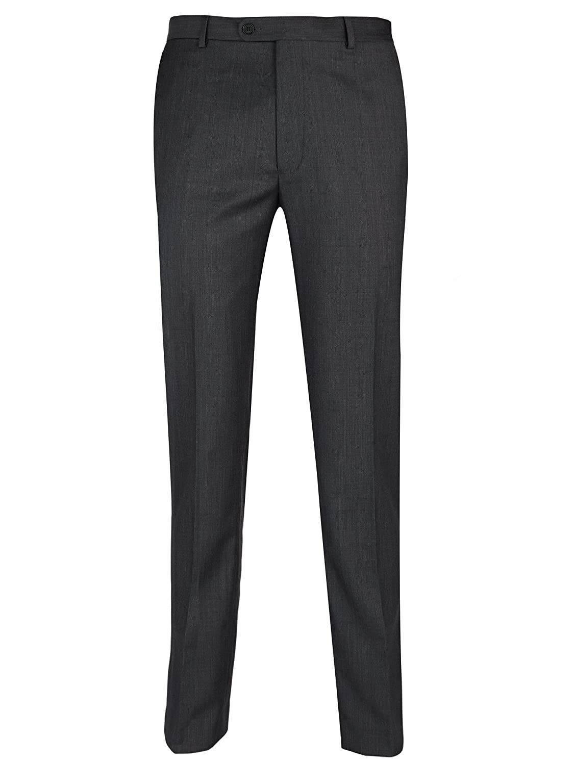 11a63d70bea1 Paul Costelloe Man Edgeware Wool Pick and Pick Suit Trousers 34S:  Amazon.co.uk: Clothing