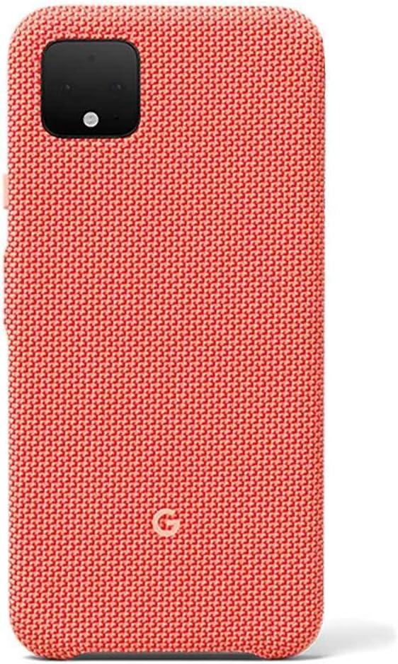 Google Pixel Schutzhülle Für Pixel Schutzhülle Mit Passgenauem Stoff Und Active Edge Kompatibel Könnte Koralle Sein Pixel 4 Xl Elektronik
