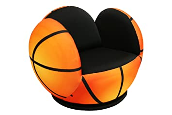 Exceptionnel Newco International Kids Swivel Chair, Basketball