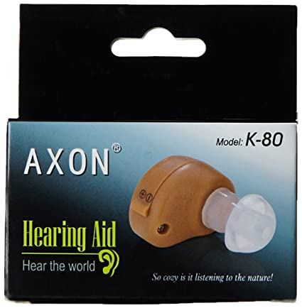 Axon k 80 hearing aid and voice amplifier beige amazon health axon k 80 hearing aid and voice amplifier beige fandeluxe Image collections