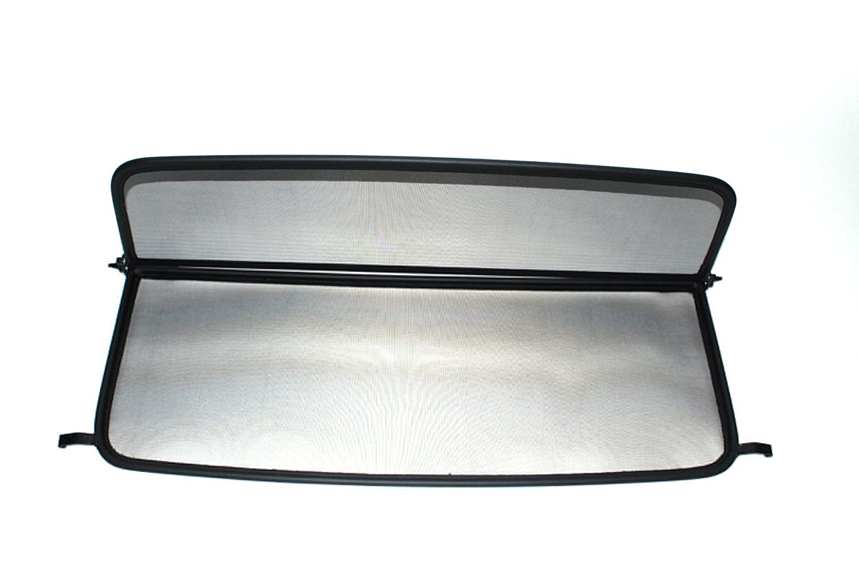 Filet Anti-Remous Coupe GermanTuningParts D/éflecteur de vent pour Ford Mustang 5 2005-2014 Noir D/éflecteur dair avec fermeture rapide - Pliable