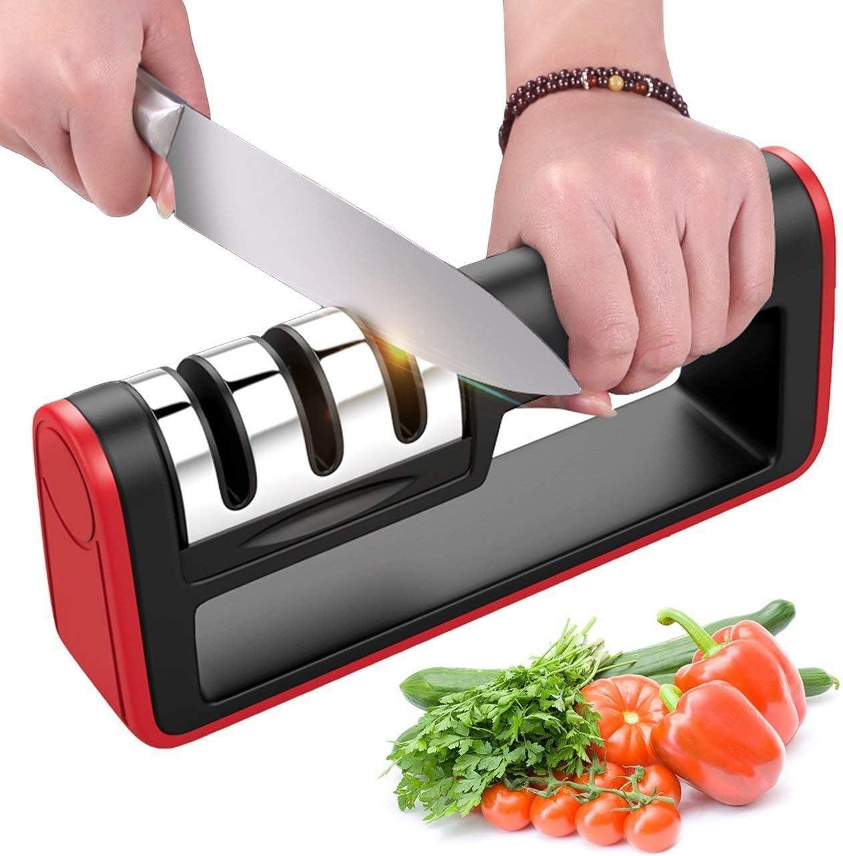 BYETOO Kitchen Knife Sharpener