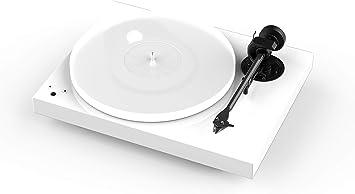 Project - Tocadiscos Pro-Ject X1 Blanco Manual con Brazo De ...