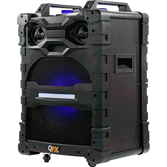Review QFX SBX-31510 PA Speaker