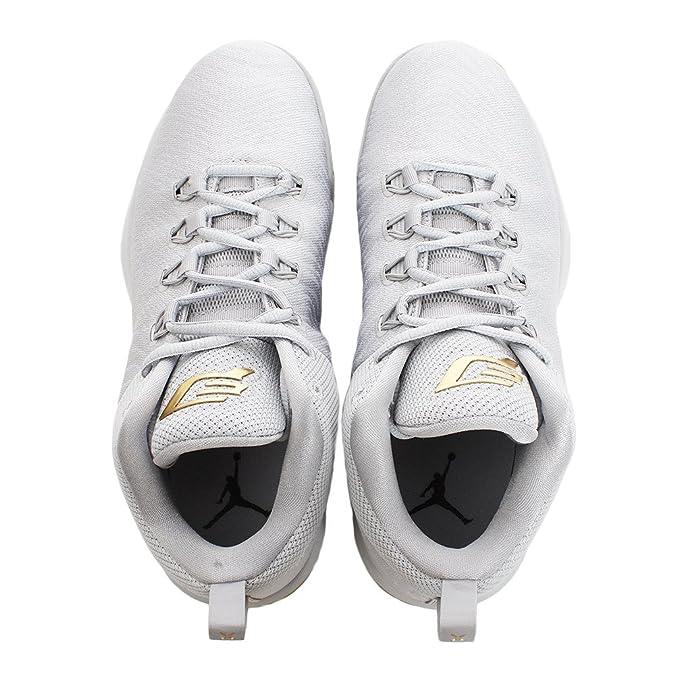 743931cd099 Jordan Nike CP3.X AE Mens Basketball-Shoes 897507-001_10 - Wolf Grey/Metallic  Gold-Black-White: Amazon.ca: Shoes & Handbags