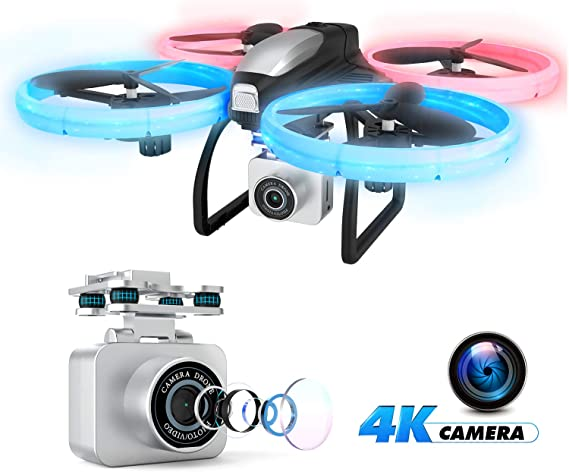 Drone with 4K Camera Live Video