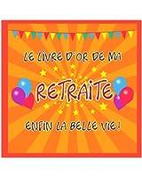Livre d'or Retraite - E0826