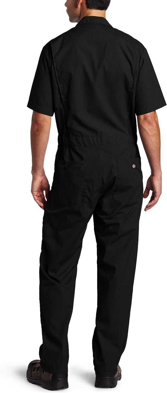Dickies Mens Big-Tall Big-Tall Short Sleeve Coverall