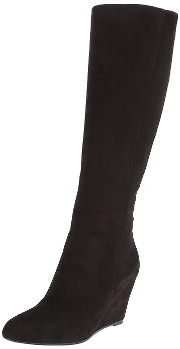 Amazon.com | Via Spiga Women's Adina Dress Boot | Knee-High