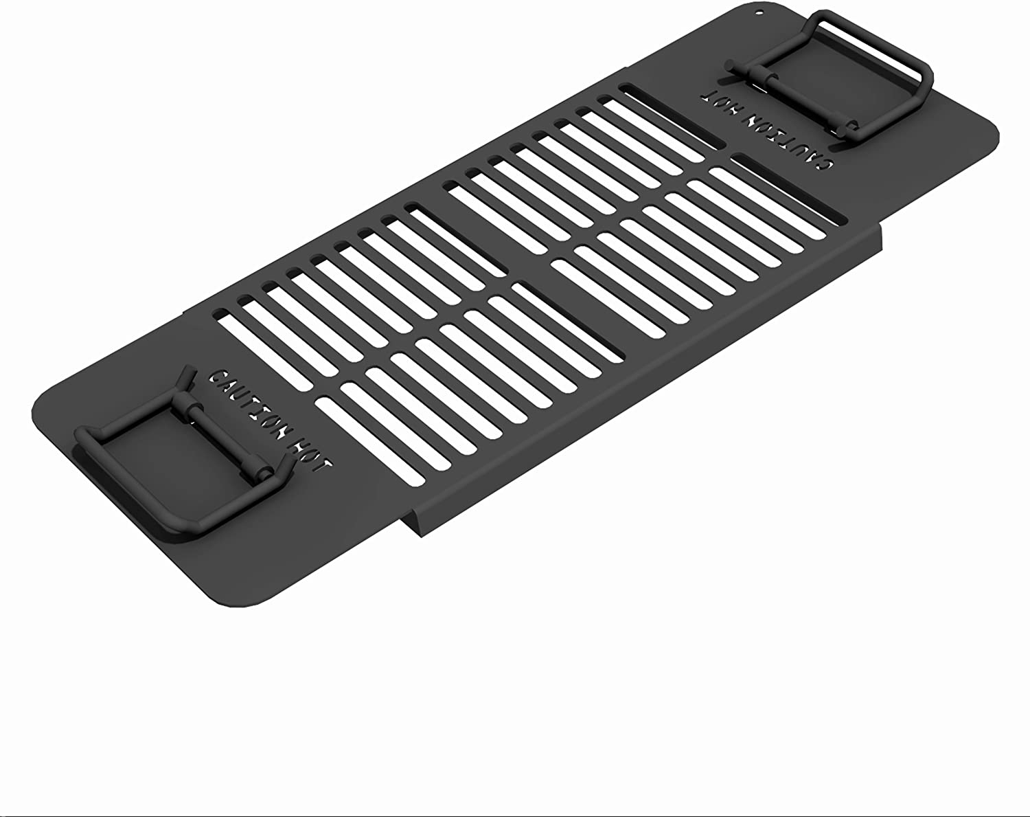 Pilot Rock Drop-in Cooking Grate for Round or Square Fire Pits DIG-U2 Park Grill – Made in the USA –