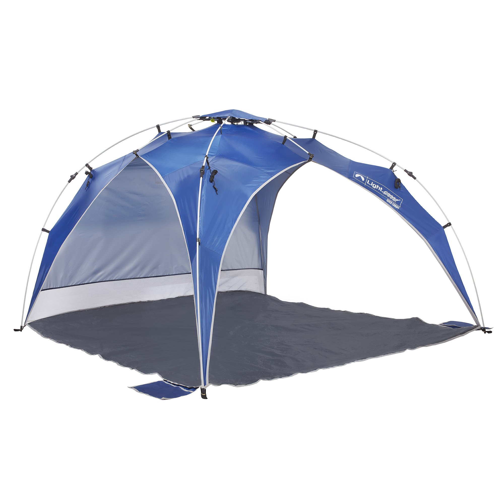 galleon lightspeed outdoors quick canopy instant pop up shade tent. Black Bedroom Furniture Sets. Home Design Ideas