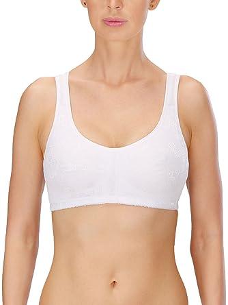 Naturana Sujetador Mastectomía Prótesis sin Aros Mujer 5802: Amazon.es: Ropa y accesorios