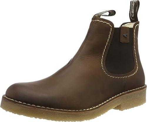 camel active Men's 15 Chelsea Boots