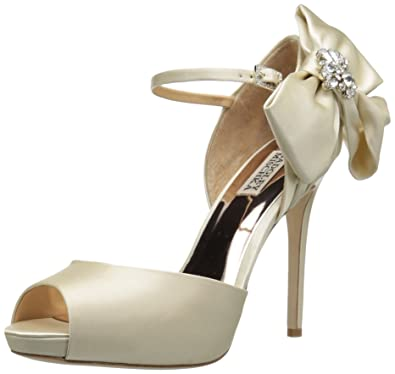 7f94007fcef Badgley Mischka Women's Samra Heeled Sandal
